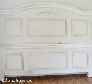 How I Refinish with Chalk Paint!