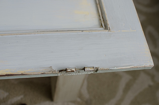 How to repurpose an old door