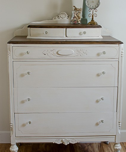 Refinished Antique Dresser!!!