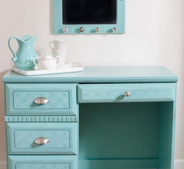 Desk start at home decor turquoise desk publicscrutiny Choice Image