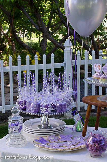 Sofia the first party treats