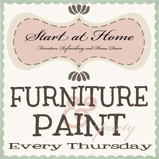 Furniture and Paint Party #18 and a $50 Giveaway