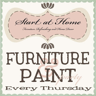 Start at Home's Furniture and Paint Party #23