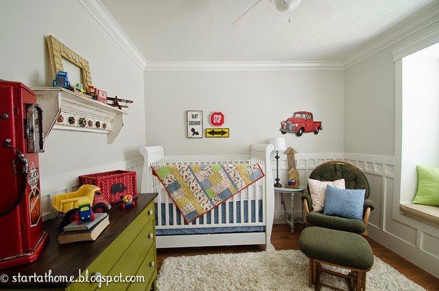 Baby Brother's Nursery!!