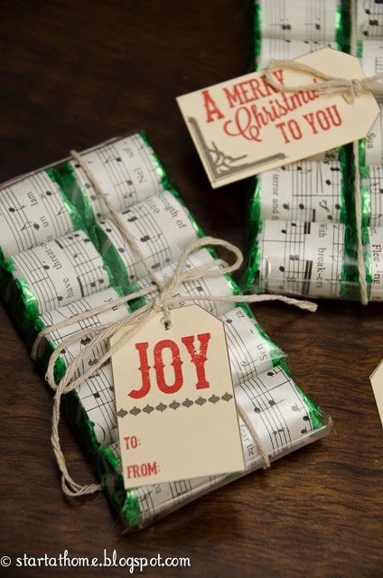 DIY Vintage Christmas treats