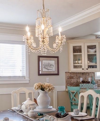 The story behind my chandelier start at home decor the story behind my chandelier aloadofball Gallery