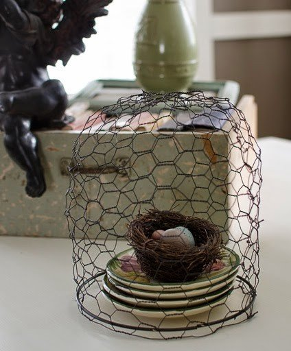 DIY Chicken Wire Projects