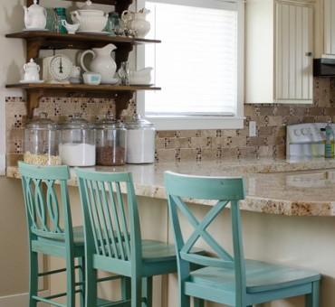 DIY Kitchen Open Shelves!