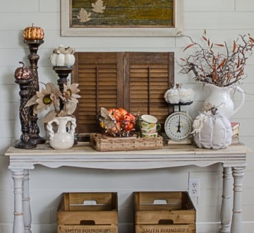 More On My Fall Decor