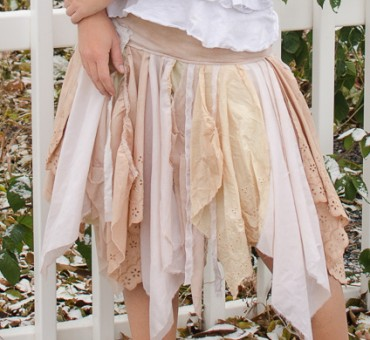 Pixie Skirt by Creolesha