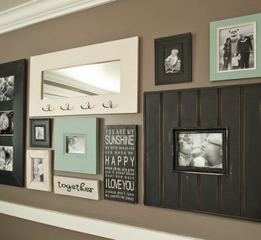 My New Gallery Wall