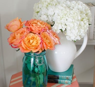 Decorating with Flowers Part 1 :How to Care For and Use Hydrangeas in Your Decorating