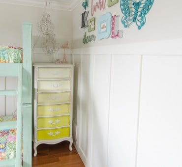 Ombre French Lingerie Chest