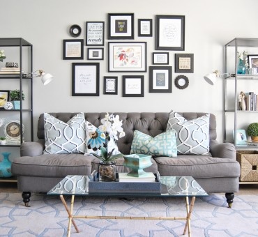 Kristen from Studio 7 Interior's Home Tour