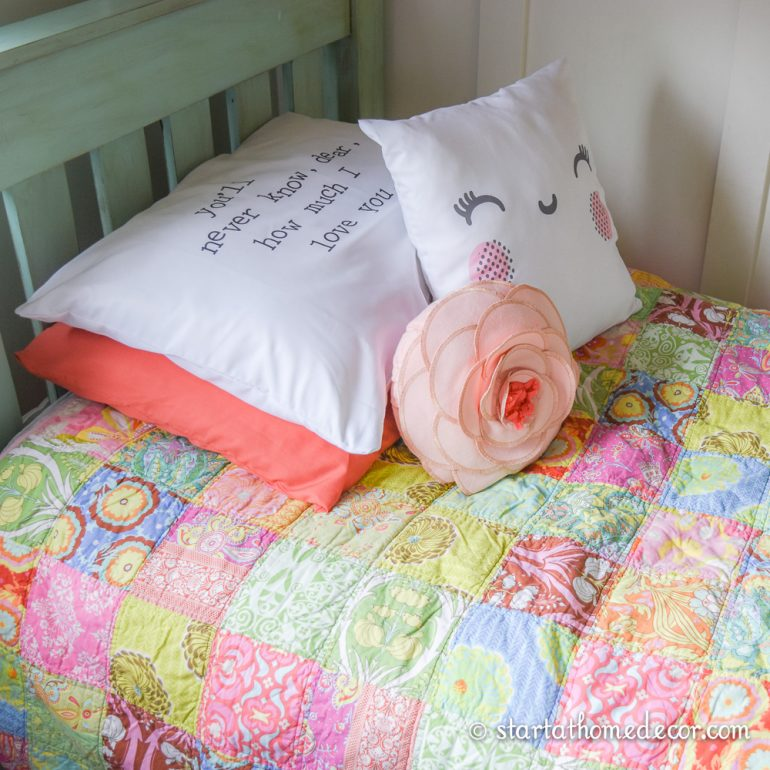 girls bedding-2