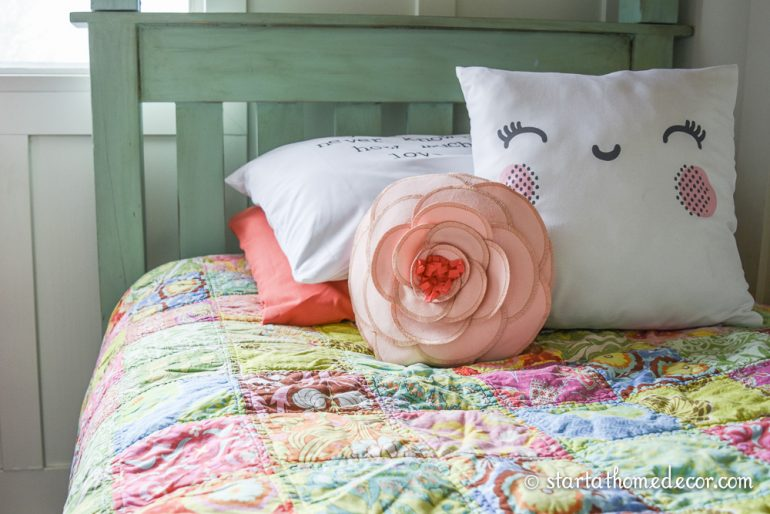 girls bedding-3