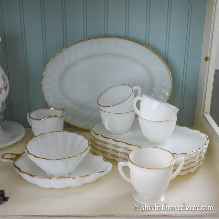 Milk Glass 101 by Start at Home Decor