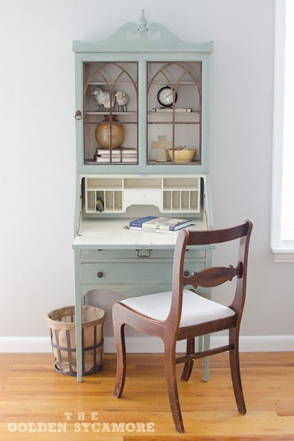 Start at Home Decor's Refinished French Furniture Round Up