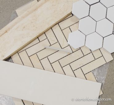 Picking out My Tile at Floor & Decor