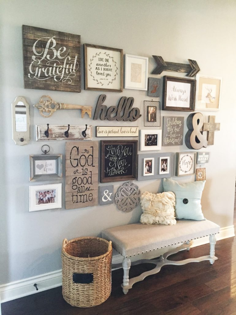 Entry Ways top 5 favorite diy entryways | start at home decor