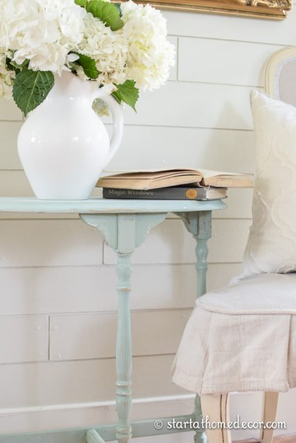 Start at Home Decor Milk Painted Furniture