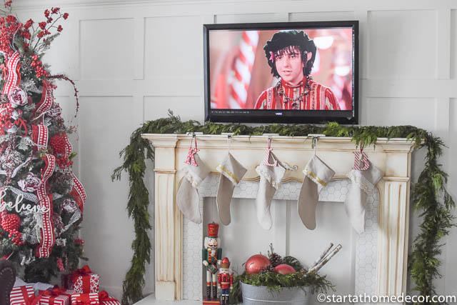 Christmas Home Tour by Start at Home Decor