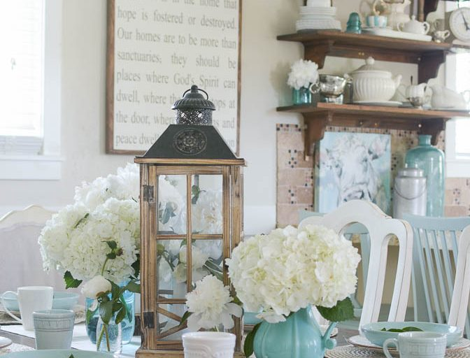 Create the Perfect Summer Tablescape