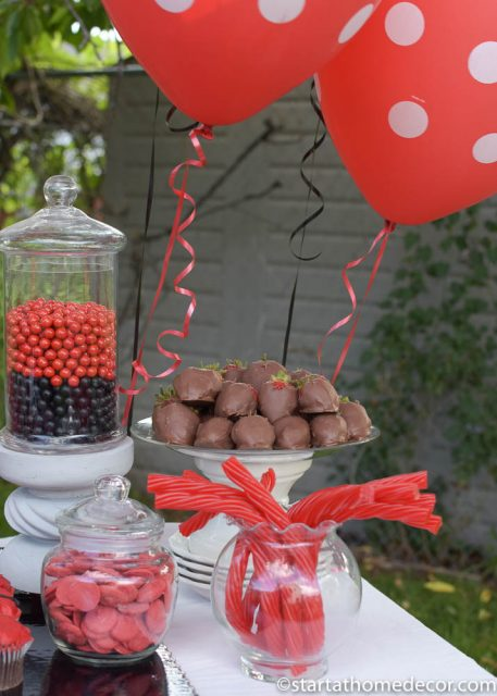 Create the Perfect Birthday Table on a Budget | Party Treats