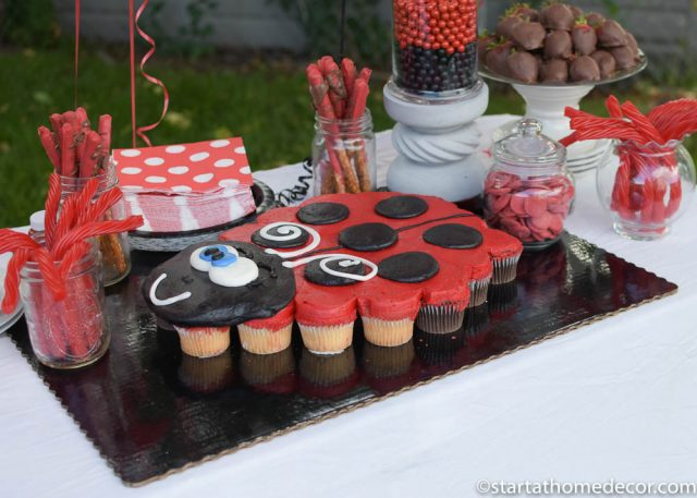 Create the Perfect Birthday Table on a Budget | Start at home party