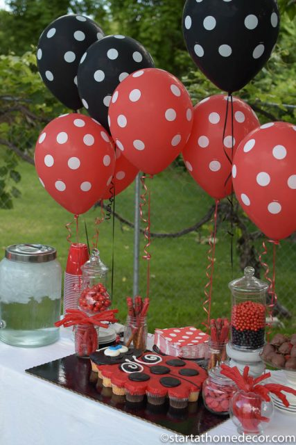 Create the Perfect Birthday Table on a Budget | Start at home