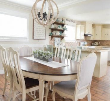 Farmhouse Kitchen Updates for Start at Home