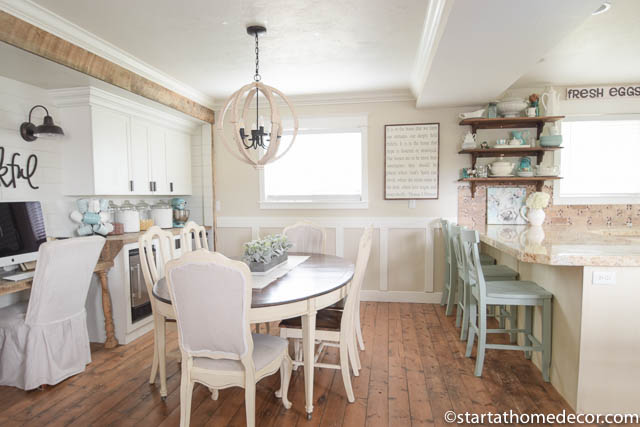Farmhouse Kitchen Updates