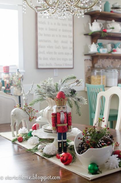 Budget friendly Christmas Hack: Plastic Ornaments