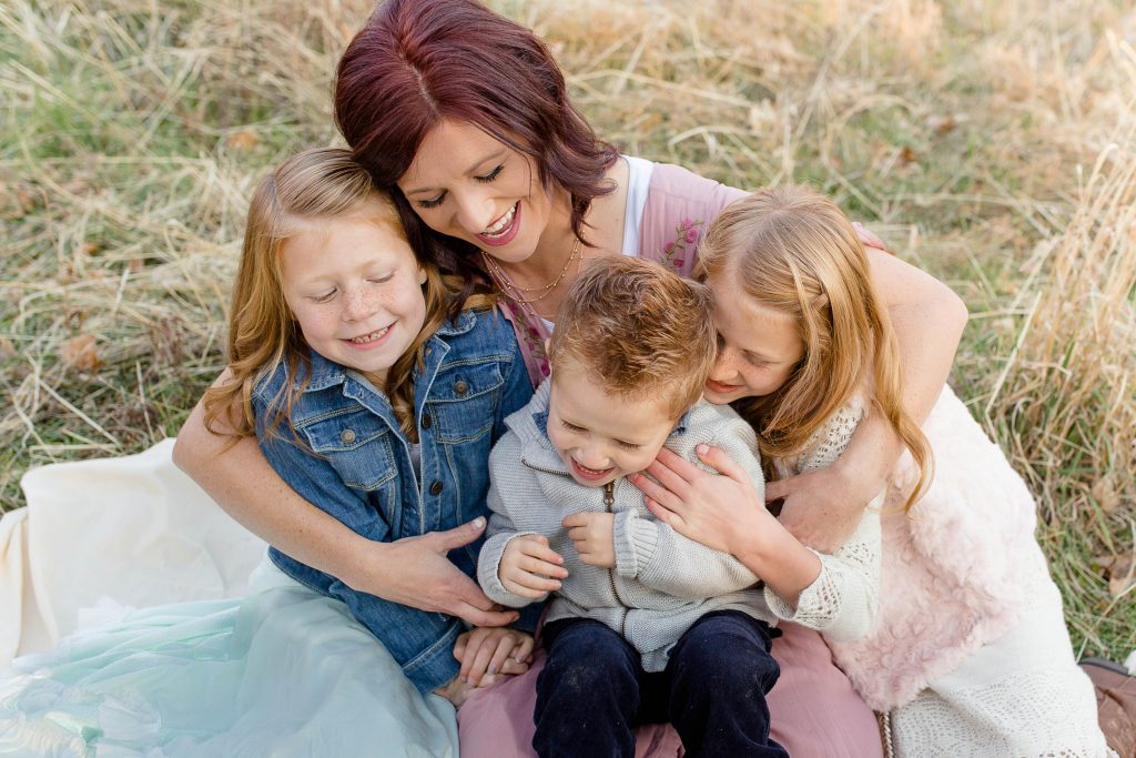 Create the perfect family photos