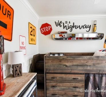 Little Buddy's Room: How to Maximize Space