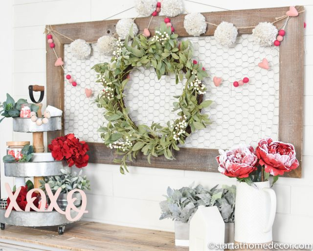 How to create the perfect Valentine's Day display