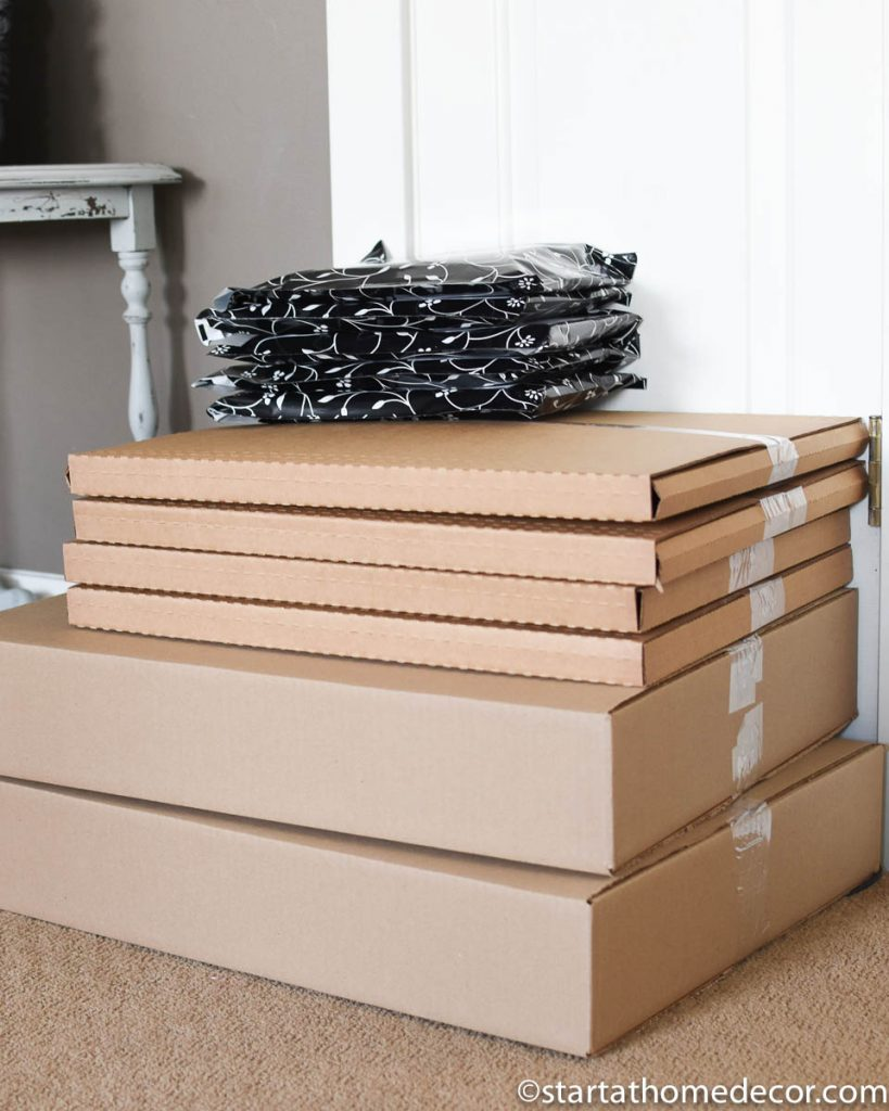 How to create a successful online business: shipping must haves - packaging boxes