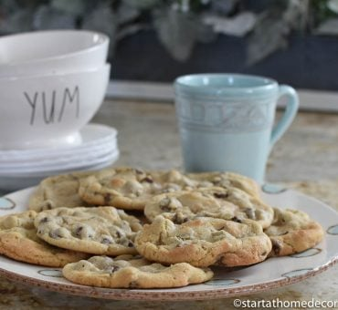 The Secret to Making Perfect Chocolate Chip Cookies