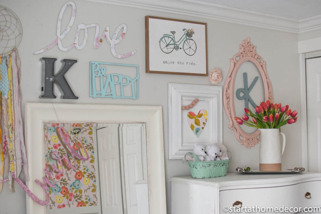 How to Create the Perfect Girl Gallery Wall