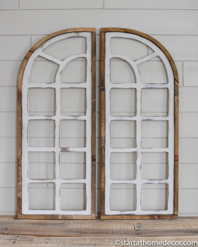 Farmhouse style windows