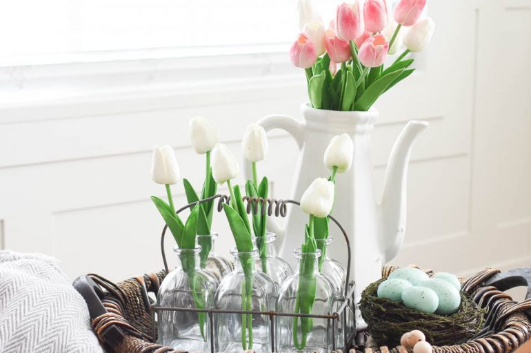 Spring Decor On Amazon Start At Home Decor