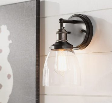 My Favorite Farmhouse Vanity Lights