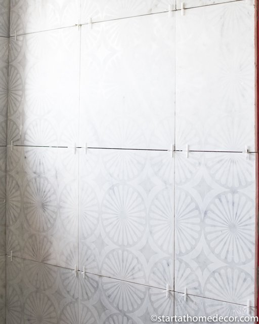 Tips for Laying Bathroom Tiles