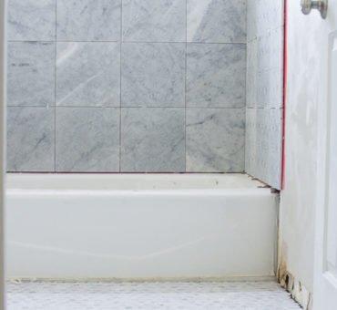 Bathroom Renovation Week 3: Bathroom Tiles