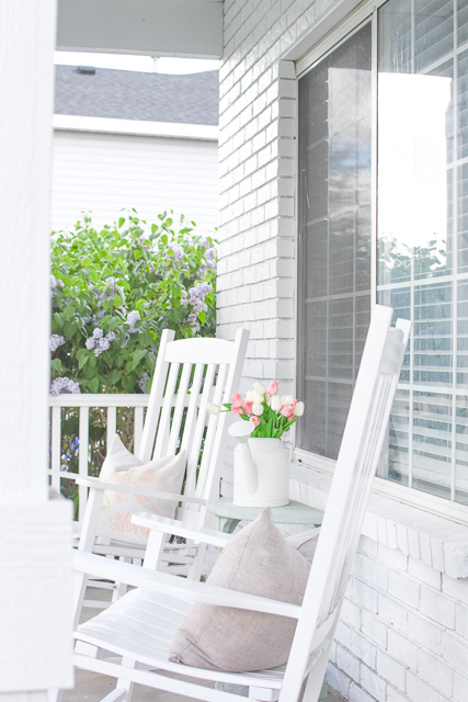 Tips for a Spring Front Porch