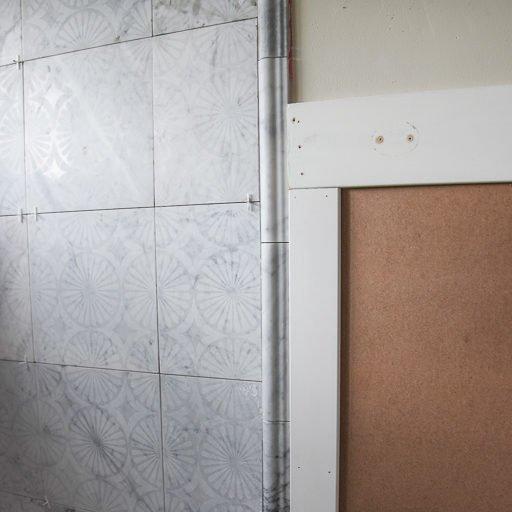 Bathroom Renovation: Week 5