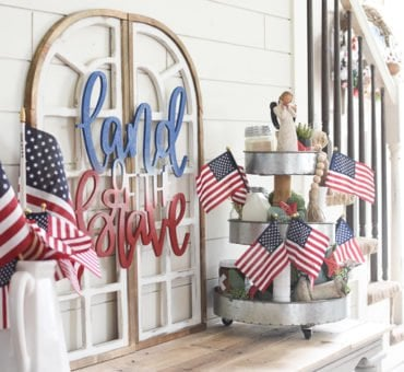 4th of July Decorations on a Budget