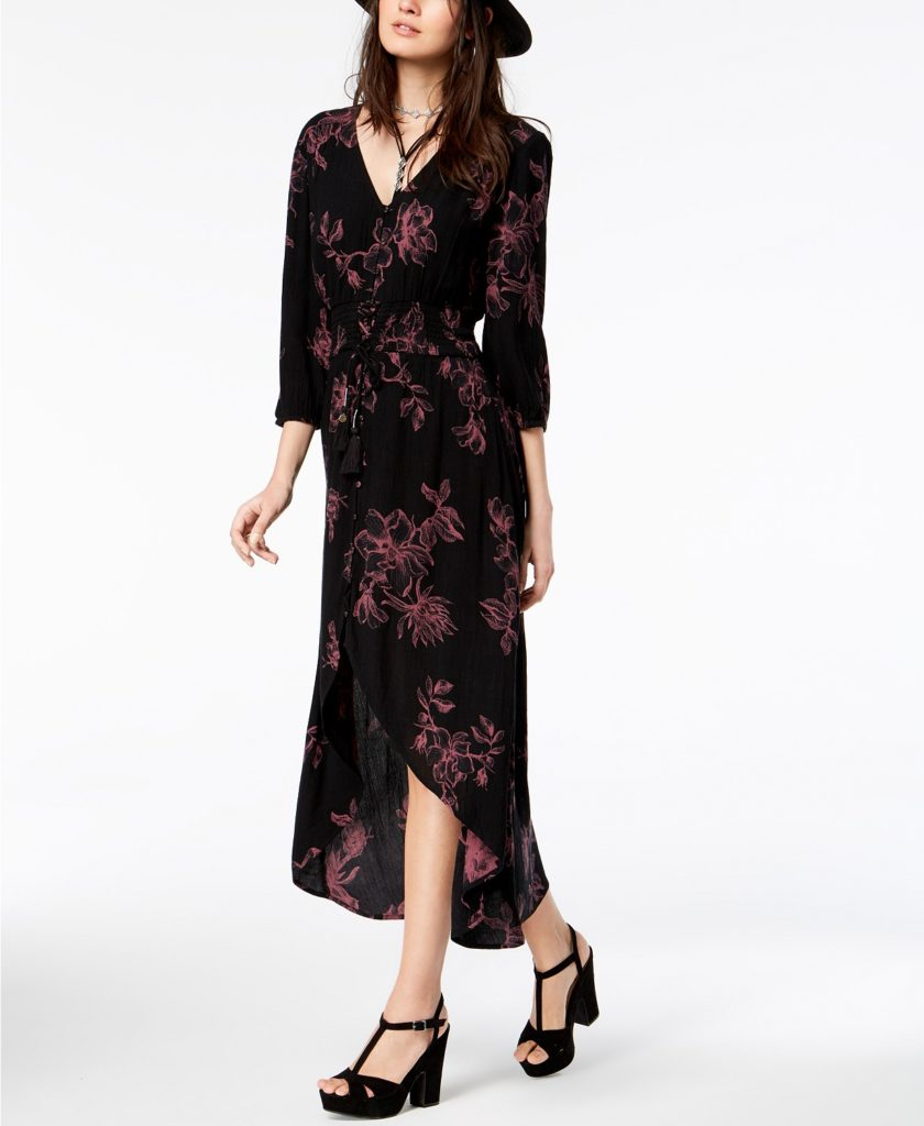Modest floral dresses