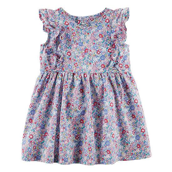 floral kid dresses