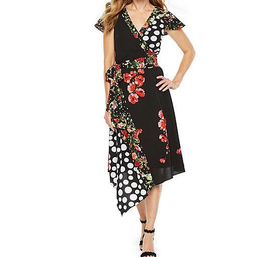 Affordable and Modest Floral Dresses